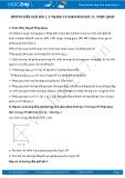 Hướng dẫn giải bài 1,2 trang 19 SGK Hình học 11