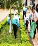 Sáng kiến kinh nghiệm: Biện pháp giáo dục ý thức bảo vệ môi trường cho học sinh trường THCS Băng Adrênh thông qua các hoạt động của Đội TNTP Hồ Chí Minh