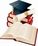 Khóa luận tốt nghiệp: Nghiên cứu đa dạng di truyền tập đoàn lúa chất lượng miền Nam bằng chỉ thị SSR