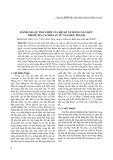 Đánh giá sự thay đổi của hệ số xi măng gắn kết trong đá cacbonat từ tài liệu ĐVLGK