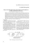Thuật toán dòng điện tiên lượng trong nguồn chỉnh lưu có hiệu chỉnh hệ số công suất