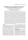 Độ tinh khiết của vàng và đặc điểm địa hóa của Pyrit: Dấu hiệu nhận biết đặc điểm hóa lý và nguồn gốc quặng vàng Me Xi, Vĩnh Linh, Quảng Trị