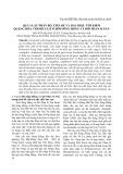Quy luật phân bố, tiền đề và dấu hiệu tìm kiếm quặng hóa Vermiculit ở đới sông Hồng và đới Phan Si Pan