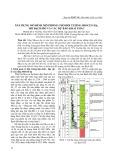 Xây dựng mô hình mô phỏng cho đối tượng miocen hạ, mỏ Bạch Hổ và các dự báo khai thác