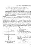 Nghiên cứu quy luật lan truyền của sóng giãn phản xạ từ mặt phân cách bua và sản phẩm nổ trong lỗ mìn phá đá dưới nước