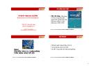 Bài giảng Tin sinh học đại cương - Chương 2: Tìm kiếm trình tự tương đồng trên ngân hàng dữ liệu