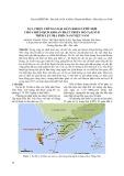 Lựa chọn chủng loại giàn khoan phù hợp cho chiến dịch khoan phát triển mỏ tại lô B thềm lục địa phía Nam Việt Nam