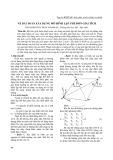 Về bài toán xây dựng mô hình lập thể đơn giải tích