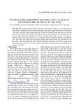 Ứng dụng công nghệ thông tin trong công tác quản lý Tạp chí Khoa học Kỹ thuật Mỏ - Địa chất