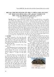 Hiệu quả phương pháp đo sâu điện và phổ gamma mặt đất xác định tầng phong hóa chứa quặng vermiculit khu Làng Mạ, Phố Ràng, Bảo Yên, Lào Cai