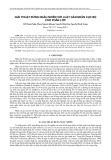 Giải thuật rừng ngẫu nhiên với luật gán nhãn cục bộ cho phân lớp