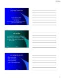 Bài giảng Quản trị chất lượng - TS. Huỳnh Minh Triết