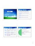Bài giảng Kiểm toán thực hành - Chương 6: Kế toán các khoản thu và chênh lệch thu - chi các hoạt động