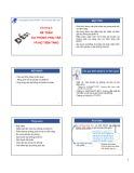 Bài giảng Kế toán tài chính 2: Chương 6 - ThS. Trần Thị Tuyến Thanh