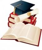 Chuyên đề tốt nghiệp: Kế toán chi phí sản xuất và tính giá thành sản phẩm ở Công ty CP Đầu tư và Phát triển đô thị Hải Dương