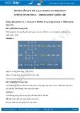 Giải bài tập Luyện tập chương 4: Hiđrocacbon - Nhiên liệu SGK Hóa học 9