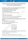 Giải bài tập Diện tích hình tròn, hình quạt SGK Toán 9 tập 2