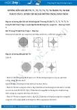 Giải bài tập Luyện tập độ dài đường tròn, cung tròn SGK Toán 9 tập 2