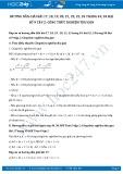 Giải bài tập Công thức nghiệm thu gọn Đại số 9 tập 2