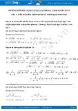 Giải bài tập Liên hệ giữa phép nhân và phép khai phương (tiếp theo) SGK Toán lớp 9 tập 1