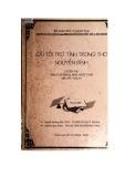 Luận án Thạc sĩ Khoa học ngữ văn: Cái tôi trữ tình trong thơ Nguyễn Bính
