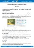 Giải bài tập Thủy tức SGK Sinh học 7