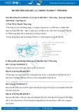 Giải bài tập Tôm sông SGK Sinh học 7