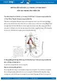 Giải bài tập Cấu tạo trong của thằn lằn SGK Sinh học 7