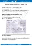 Giải bài tập Thỏ SGK Sinh học 7