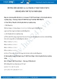 Giải bài tập Liên hệ giữa thứ tự và phép cộng SGK Đại số 8 tập 2