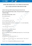Giải bài tập Luyện tập phương trình chứa ẩn ở mẫu SGK Đại số 8 tập 2