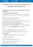Giải bài tập Khái niệm về thể tích của khối đa diện SGK Hình học 12