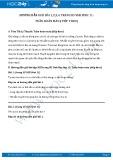 Giải bài tập Tuần hoàn máu (tiếp theo) SGK Sinh 11