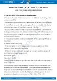 Giải bài tập Axit photphoric và muối photphat SGK Hóa 11