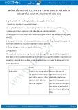 Giải bài tập Bảng tuần hoàn các nguyên tố hóa học SGK Hóa 10