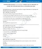 Giải bài tập Luyện tập Tốc độ phản ứng và cân bằng hóa học SGK Hóa 10