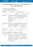 Giải bài tập Luyện tập liên kết hoá học SGK Hóa 10