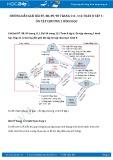 Giải bài tập Ôn tập chương 1 SGK Hình học 8 tập 1