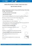 Giải bài tập Diện tích hình chữ nhật SGK Toán 8 tập 1