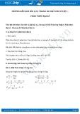 Giải bài tập Phân thức đại số SGK Toán 8 tập 1