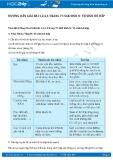 Giải bài tập Vệ sinh hô hấp SGK Sinh 8