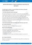 Giải bài tập Bài cấu tạo cơ thể người SGK Sinh 8