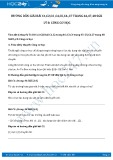 Giải bài Công cơ học SGK Lý 8