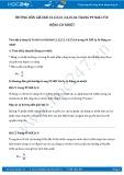 Giải bài tập Động cơ nhiệt SGK Lý 8