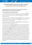 Giải bài tập Công thức tính nhiệt lượng SGK Lý 8