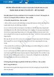 Giải bài tập Đối lưu – Bức xạ nhiệt SGK Lý 8