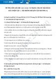 Giải bài tập Bài luyện tập 5 – Oxi không khí (Ôn tập chương 4) SGK Hóa 8