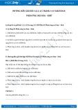 Giải bài tập Phản ứng Oxi hóa – Khử SGK Hóa 8