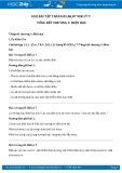 Giải bài tập Tổng kết chương 3 Điện học SGK Vật lý 7