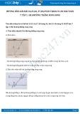 Giải bài tập Hai đường thẳng song song SGK Hình học 7 tập 1
